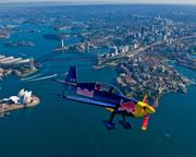 Aerobatic Flight, Red Bull Stunt Plane, 30-minute - Sydney CHRISTMAS SPECIAL OFFER