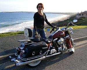 Harley Ride, 90 Minute City and Beach Cruise - Adelaide