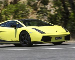 Ride in a Lamborghini, 15 Minutes Plus Photo - Yarra Valley