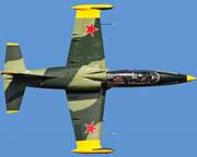 Jet Fighter Flight, 25 Minute L39 Hot Shot Mission - Lismore