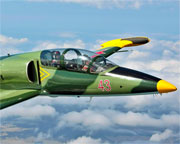 Jet Fighter Flight, 30 Minute L39 Top Gun Mission - Lismore
