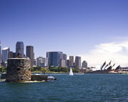 Cruises - Convicts Harbour Cruise with Lunch and Sparkling Wine - Sydney Harbour