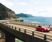 Porsche Driving, Seacliff Bridge Blast Plus Passenger – Sydney