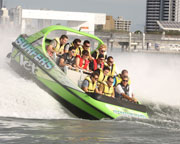V8 Jet Boat Ride, 1-hour - Surfers Paradise, Gold Coast SPECIAL OFFER