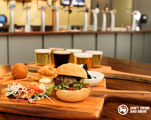 Carlton & United Brewery Tour with Beer And Food Matching - Melbourne