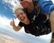 Skydiving Over The Beach Rockingham Perth - Weekend Tandem Skydive 10,000ft