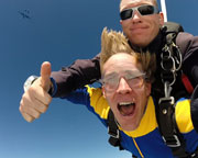 Skydiving Over The Beach Rockingham Perth - Weekend Tandem Skydive 8,000ft