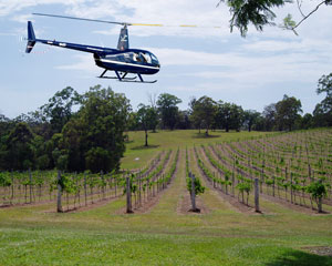 Helicopters, Private Scenic Flight For Up To Three to Sirromet Winery - Brisbane