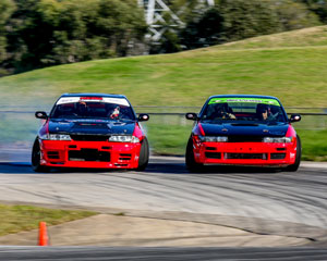 Drifting School, Introductory + HOT LAPS - Calder Park, Melbourne