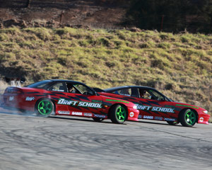 Drifting, 8 Drift Battle Hot Laps - Calder Park, Melbourne