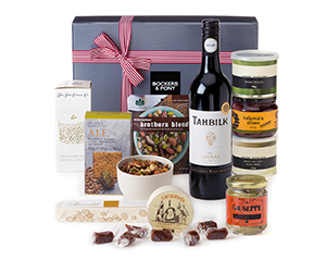 Small Talk Gourmet Hamper from Bockers & Pony