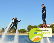 Jet Pack OR Flyboard Experience, 15 Minutes - Rockingham, Perth WINTER SPECIAL OFFER $99