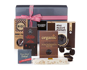 Cocoa Gourmet Hamper from Bockers & Pony