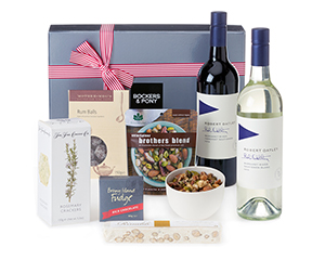 Robert Oatley Twinset Gourmet Hamper from Bockers & Pony