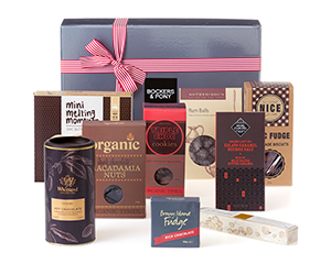 Choc-o-lot Gourmet Hamper from Bockers & Pony