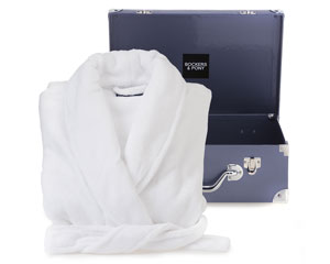 Luxury Robe Hamper from Bockers & Pony