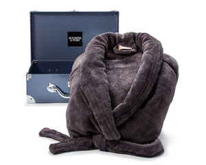 Luxury Men's Robe Hamper from Bockers & Pony