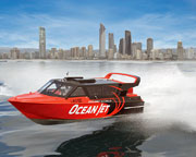 Jet Boat Ride, 45 Minute Ocean Thrill Ride, Surfers Paradise - Gold Coast