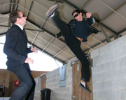 Stunt Academy, Half Day - SPECIAL OFFER 2-For-1 - Gold Coast