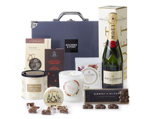 Heaven Gourmet Hamper from Bockers & Pony