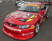 V8 Race Car Drive AND Ride - Launceston, Tasmania SPECIAL OFFER 2-FOR-1