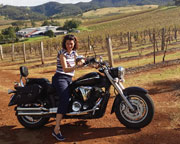 Motorbike Rides, Hunter Valley 1.5 Hour  Motorbike Winery Tour