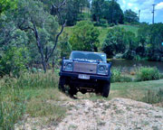 4WD Recreational Off Road Driving Course - Brisbane