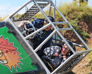 Extreme 4X4 Advanced Drive AND Ride - Avalon Raceway WEEKDAY SPECIAL OFFER HALF PRICE