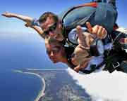 Skydiving Byron Bay - Tandem Skydive Up To 15,000ft