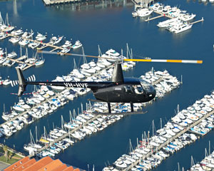 Helicopter Tour of Perth City, Shared 25 Minute Flight - Hillarys Boat Harbour