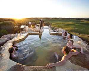 Peninsula Hot Springs 1 Day Tour - Departs Melbourne