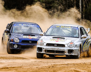 Subaru WRX Rally Driving Sunshine Coast - 4 Lap Drive and 1 Hot Lap