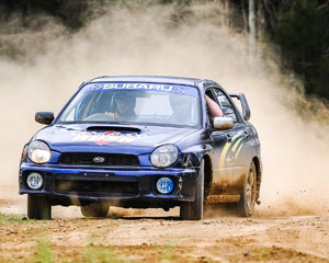 Subaru WRX Rally Driving Sunshine Coast - 12 Lap Rush