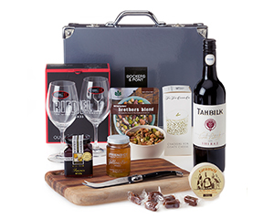 Good Times Gourmet Hamper from Bockers & Pony