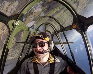 WW2 T6 Texan Adventure Flight, 15-20 Minute - Camden Airport Sydney