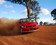 Rally Driving Brisbane - 8 Lap Drive AND 1 Hot Lap SPECIAL OFFER 40% OFF!