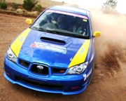 Rally Driving Melbourne - 8 Lap Drive AND 1 Hot Lap SPECIAL OFFER 40% OFF!