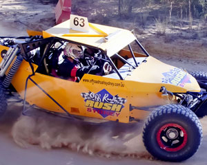 Off Road V8 Race Buggies, 20 Lap Drive AND 2 Hot Laps - Colo Heights, Sydney
