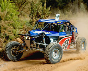 Off Road V8 Race Buggies, 3 Hot Laps - Colo Heights, Sydney