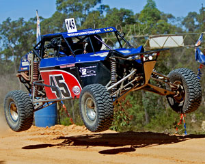 Off Road V8 Race Buggies, 5 Hot Laps - Colo Heights, Sydney