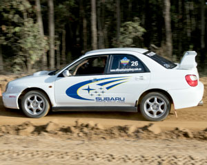 Subaru WRX Rally Driving, 12 Lap Rush - Colo Heights, Sydney
