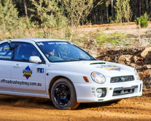 Subaru WRX Rally Driving, 8 Lap Drive and 1 Hot Lap - Colo Heights, Sydney