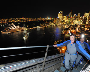 BridgeClimb Sydney - Weekend Night
