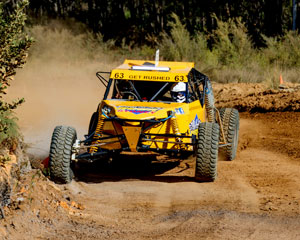 Off Road V8 Race Buggies, 10 Lap Drive AND 2 Hot Laps - Ballarat