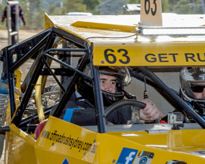 Off Road V8 Race Buggies, 20 Lap Drive AND 2 Hot Laps - Ballarat