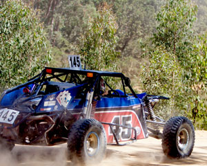 Off Road V8 Race Buggies, 2 Hot Laps - Ballarat