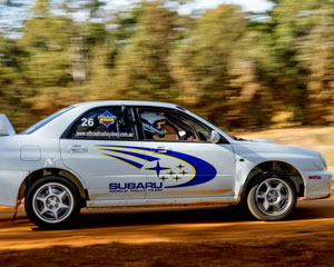 Subaru WRX Rally Driving, 8 Lap Drive and 1 Hot Lap - Ballarat