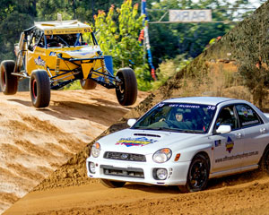 V8 Off Road Race Buggies & WRX Rally 16 Lap Drive AND 2 Hot Laps - Ballarat