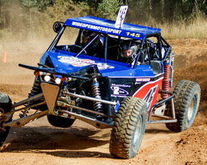 Off Road V8 Race Buggies Hot Lap - Barmera (Adelaide Region)