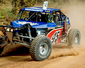 Off Road V8 Race Buggies, 3 Hot Laps - Cambrai, Adelaide